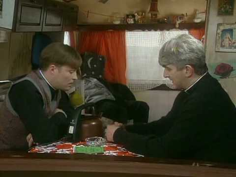 It's one of those bizarre natural wonders where everything's gone haywire and nothing works the way it's supposed to. It's a bit like you, Dougal. Except it's a road.