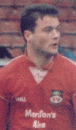 1992: Andy Thackeray scored in a 3-2 win over Mansfield. A decent warm-up for a game three says later against Arsenal!