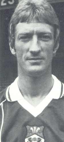 Mick Vinter: 1980s goalhanger supreme!