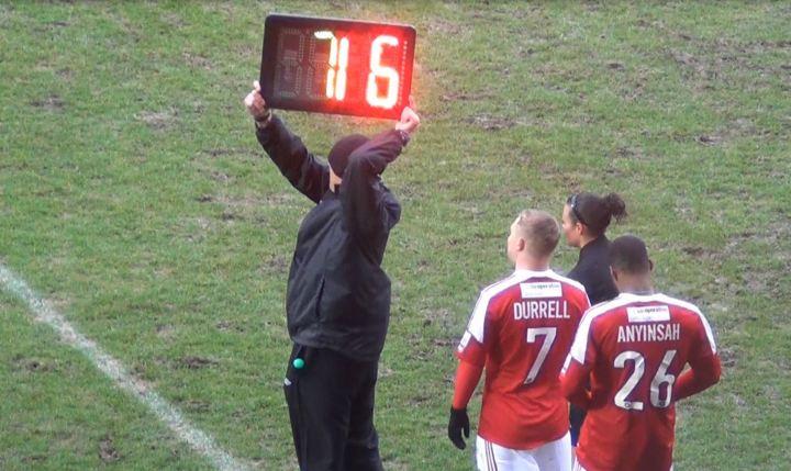 durrell_substitute_debut