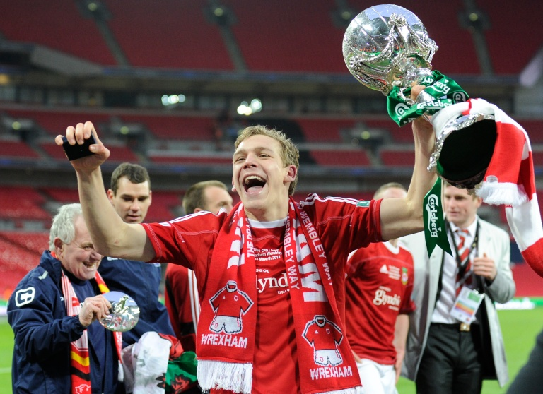 The FA Carlsburg Trophy Final